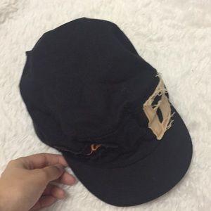 Swiss conductor black hat